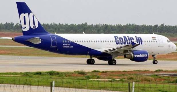 GoAir to pay a huge compensation to a passenger for cancelling a flight tickets for no reason