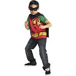 Robin Boys Costume Top - Size M