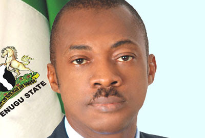 Governor Chime of Enugu State.