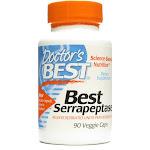 Doctor's Best Serrapeptase Dietary Supplement - 90 veggie caps
