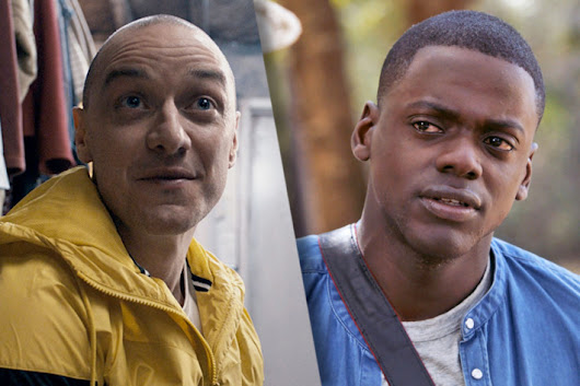 How Trailers Made 'Get Out' and 'Split' Hits