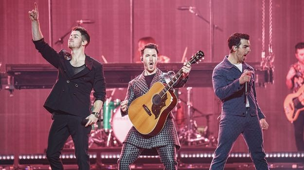 Jonas Brothers Drop One Tune For The Membership And One For A Cozy Evening In