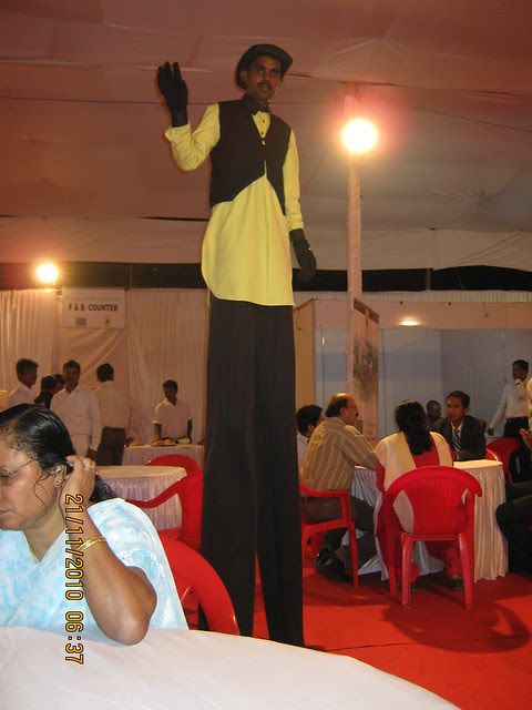 "Sobha Ivory, 3 BHK Flats at NIBM-Kondhwa, Pune - it was a ""Carnival""!"