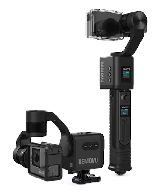 REMOVU S1 3-Axis GoPro Gimbal - In-depth Review - GimbalReview