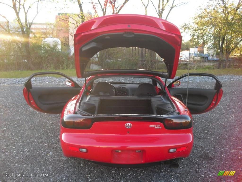 1993 Mazda RX-7 Twin Turbo Trunk Photo #58201787 | GTCarLot.com