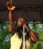The Wailers close up