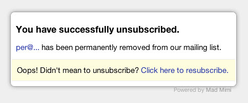 Best Ways to Handle Those Unsubscribing from Your List ~ IT News of Technology