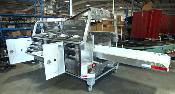 Truck Body Service Bodies Truck Beds Utility Body Aluminum