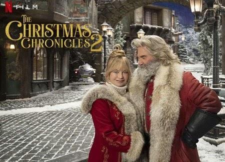 The Christmas Chronicles 2 (2020) 480p 720p WebRip Dual Audio (Hindi+English)   Netfix Film