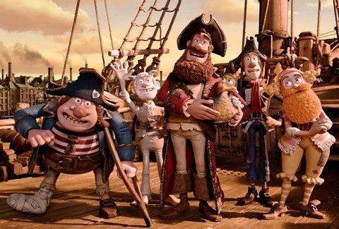 海盜王之超級無敵大作戰 (The Pirates! Band of Misfits) 1