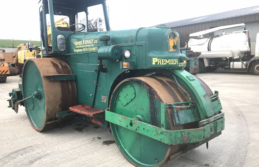 1997 Aveling Barford DC14 dead weight 3 pin Roller for sale in Durham United Kingdom , Price: £ POA | UK Plant Traders ®