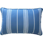 Waverly Kids Ride The Waves Striped Decorative Pillow