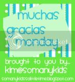 Muchas Gracias Monday