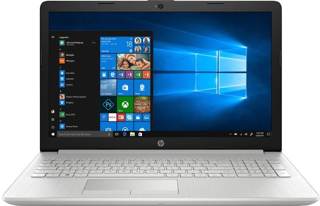Laptop HP 15 Core i3 7th Gen (Best Look Laptop)