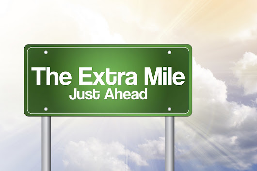 Go the extra mile with SEO to see returns | SEO Somerset