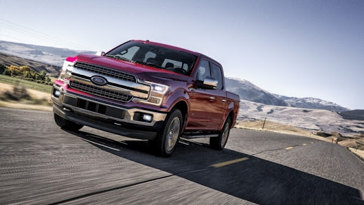 All-New Ford Expedition and New F-150 Claim 2018 Kelley Blue Book Best Buy Awards; Fourth Year in a Row for F-150 | Ford Media Center