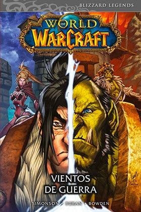World Of Warcraft Vientos De Guerra Comic