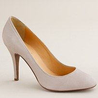 J.Crew Mona Leather Pump
