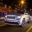 Jeep Grand Cherokee SRT Limited Edition in Bright White Exterior Color - Expensive Places