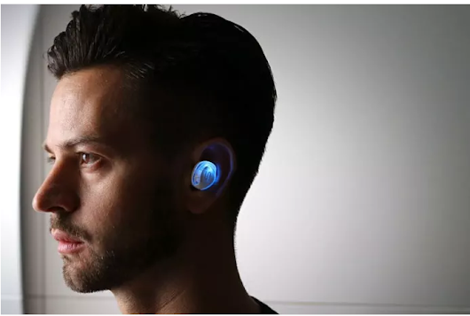 X-Shock Adds LEDs, Removes Wires for their New Headphones • GearDiary