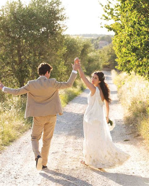 A Rustic, Vintage, and Romantic Destination Wedding in