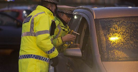 Britain's drink-driving capital revealed: Is your town in the top 10?