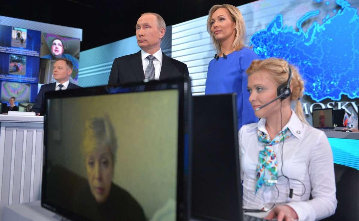 Владимир Путин предлагает новую форму народоустройства для России