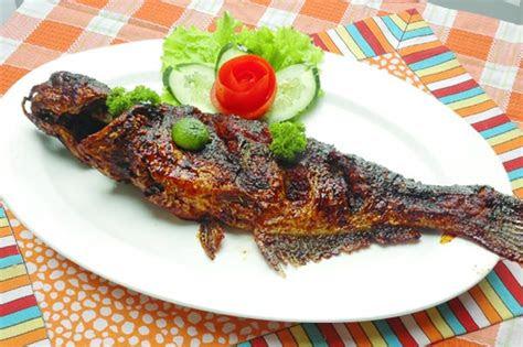 resep  membuat ikan patin bakar nikmat spesial