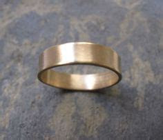 Best 25  Thick wedding bands ideas on Pinterest   Silver