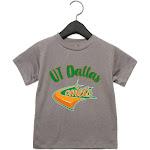 NCAA UT Dallas Comets RYLUTD02, G.A.3001T, ASP, 5T Size 5T Asphalt