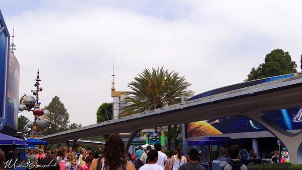 Disneyland Resort, Disneyland, Tomorrowland, People Mover