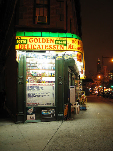 Deli, Brooklyn