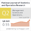 On Six-Parameter Frechet Distribution: Properties and Applications | Yousof | Pakistan Journal of Statistics and Operation Research