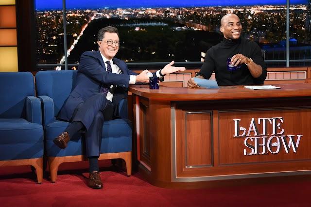 Charlamagne Tha God y Stephen Colbert lanzarán un programa de entrevistas nocturno en Comedy Central