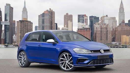 2018 Volkswagen Golf R: Everything's standard, including the thrills