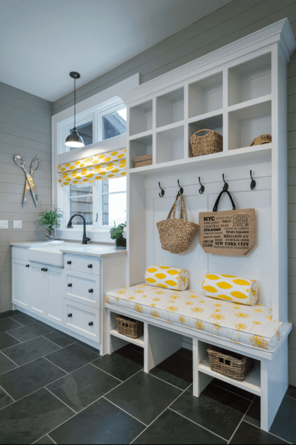 9 Inspiring Modern Rustic Laundry Rooms