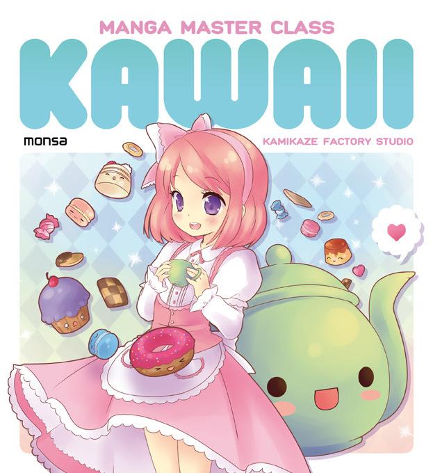 Manga Master Class Kawaii Kamikaze Factory Studio