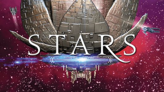 Exclusive Cover Reveal + Excerpt: Ashley Poston's YA Space Opera, Soul of Stars