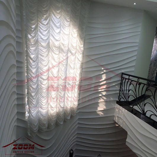 interiordesigning:   Thats 3D waves on the... - Zoom Homes Decor