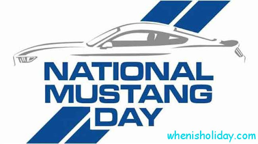 When is National Mustang Day in 2018: Facts, Traditions, History And Events To Celebrate ...