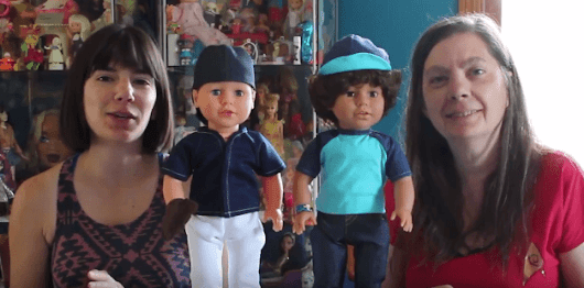 Dolly Review: My Pal/My Sibling Dolls
