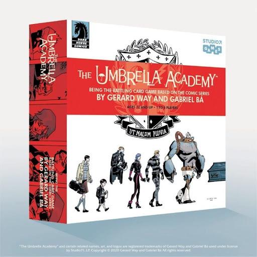 Avatar of 'The Umbrella Academy' Game Kickstarter is Now Live