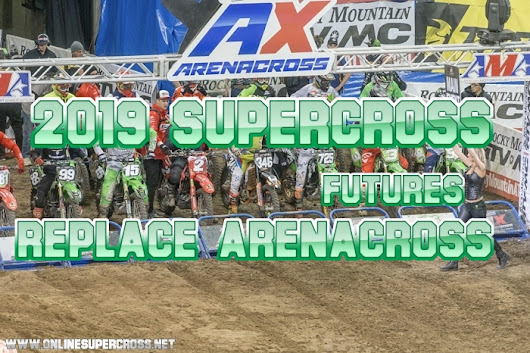 Supercross Futures Take Over Arenacross In 2019