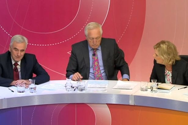 Image result for anna soubry question time 15/09/2016