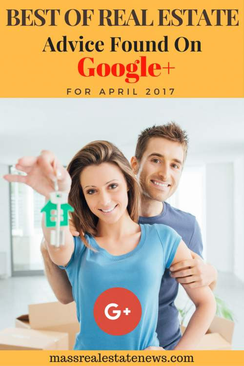 Best Google+ Real Estate Articles April 2017