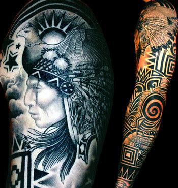 Annapernilla Native Tattoos