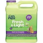 Cat's Pride 47115 Multi Cat Scented Scoopable Cat Litter, 15 Lbs