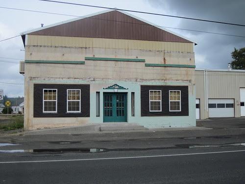 building in Satsop