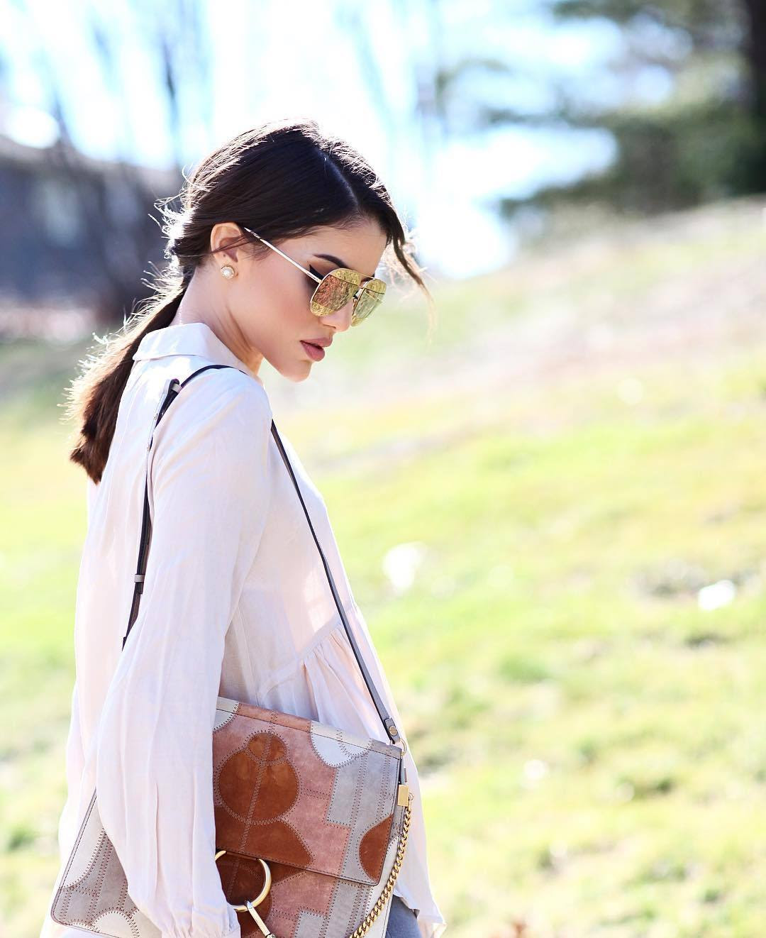 "fashion-clue: "" stylishblogger: "" Feels like spring in New England!💛 —- Dia lindo por aqui - venha primavera sua linda! Haha by @camilacoelho "" www.fashionclue.net| Fashion Tumblr, Street Wear & Outfits """
