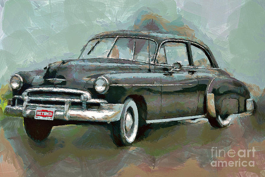 1949 Chevrolet Styleline Deluxe Sedan by Photos by Healy